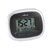 Atlanta Alarm RCC Light Snz Date Therm Black