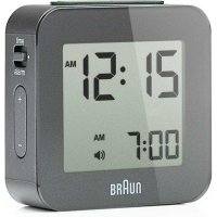 Braun Travel Digital Grey