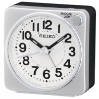 Seiko First Sweep Light Lumi Silver