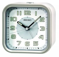 Seiko Function Sweep Snooze Light Silver