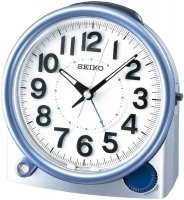 Seiko Permanent Light Rising Beep Snooze Sweep Blue