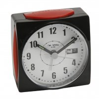 Wm.Widdop Day & Date Light Snooze Black