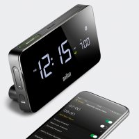 Braun Connected App Clock
