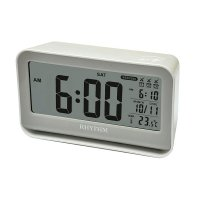 Rhythm Night Light 3 x Increase Alarm Snooze