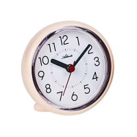 Bathroom Mini Clock Powder 10