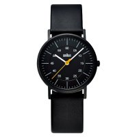 Braun Steel Black