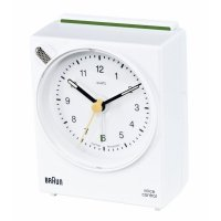 Braun Voice Activated Alarm White