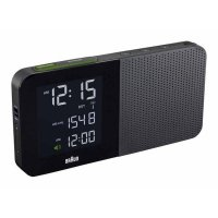 Braun RCC Clockradio Black