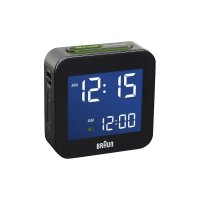 Braun Travel Digital Black