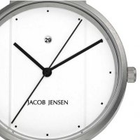 Jacob Jensen NEW Steel 764 29mm