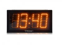 Steel Indoor LED 1 Timer Amber 32