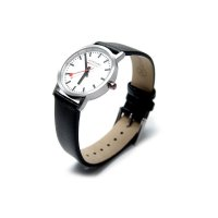 Mondaine Classic Brushed 30 mm