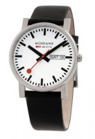 Mondaine EVO SBB D/D Polished 38 mm