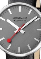 Mondaine EVO SBB Giant Anthracite 42 mm