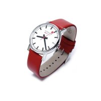Mondaine EVO SBB Polished Red 38 mm
