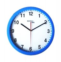 Nordic Time Basic Blue 25
