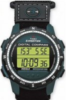 Timex Expedition LCD Compass Chronograph
