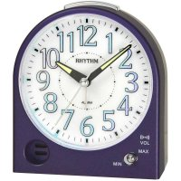Rhythm Volume Snooze Sweep Purple Metallic