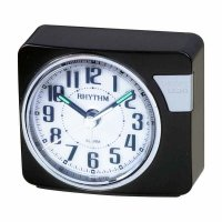 Rhythm Light Alarm Snz Sweep Black