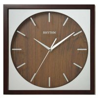 Rhythm Sweep Mirror Wood 30