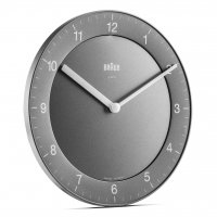 Braun Quartz Grey