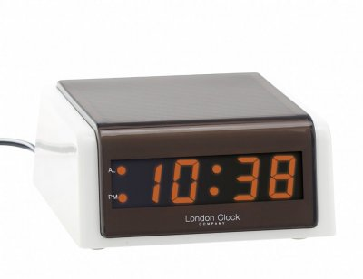 L.C.C. 80's LED White, Grey & Amber