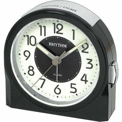 Rhythm Silent Sweep Snooze Black