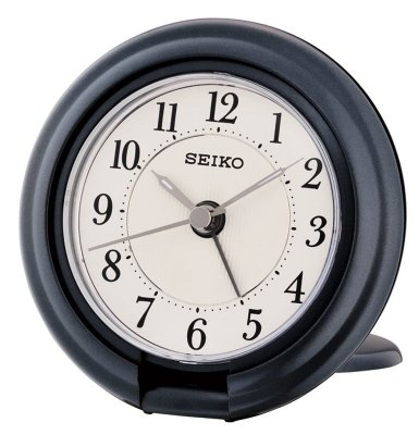 Seiko Allure Travel Snooze Light Black