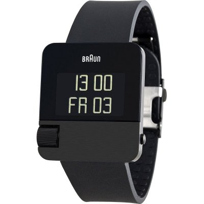 Braun Prestige Digital Black