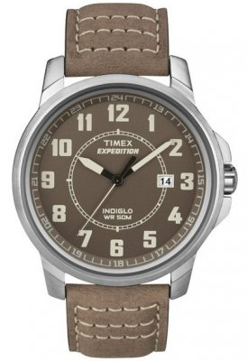 Timex Expedition Field Brown