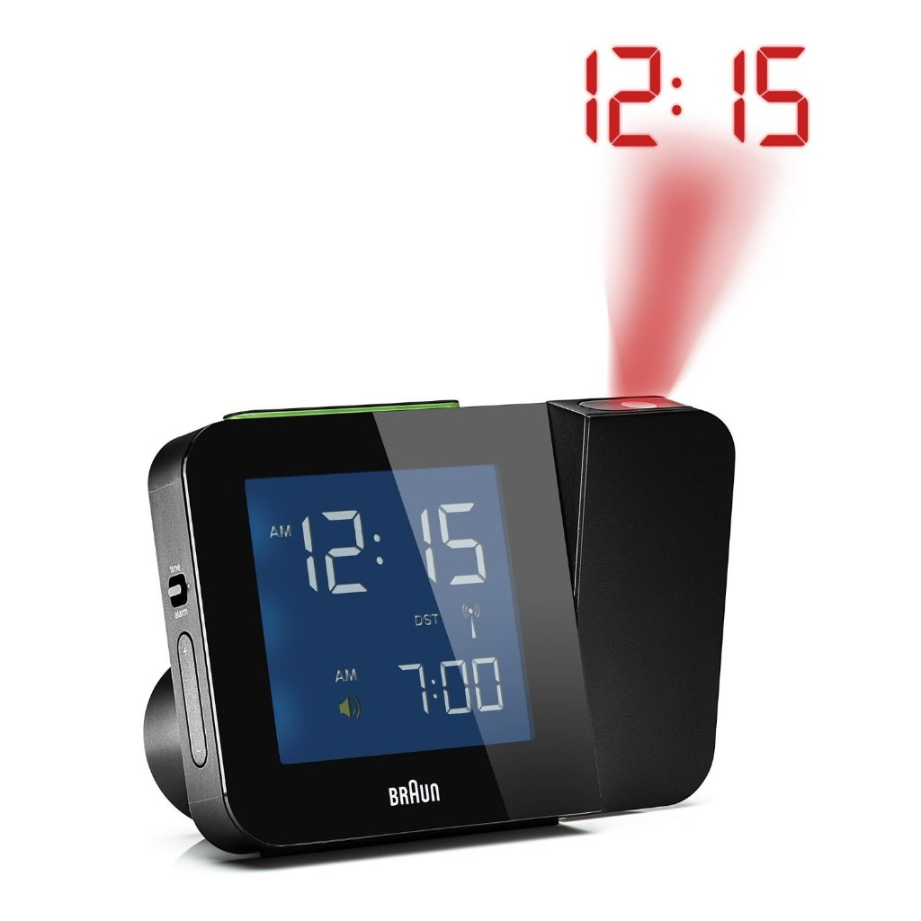 Projection Clocks - Commercial or Home