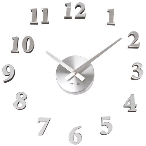 Wall Clock Karlsson Little Numbers V 230 Gure Priisma